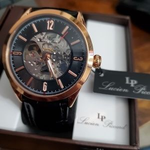 Lucien Piccard Loft Analog Display Automatic